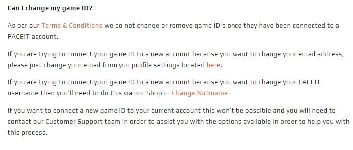 о смене ID