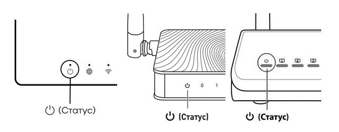 Индикация передней панели