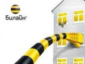 Билайн Домашний интернет
