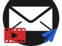 Отправка видео по электронной почте